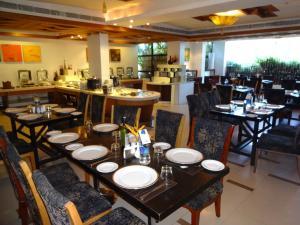 SP Grand Days, Отели  Тривандрам - big - 16