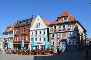 Hotel Am Fischmarkt - Groß Fredenbeck
