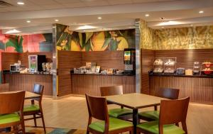 Fairfield Inn & Suites by Marriott Canton South, Hotel  Canton - big - 22