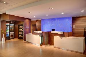 Fairfield Inn & Suites by Marriott Canton South, Hotel  Canton - big - 23