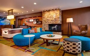 Fairfield Inn & Suites by Marriott Canton South, Hotel  Canton - big - 21