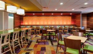 Fairfield Inn & Suites by Marriott Canton South, Hotel  Canton - big - 16