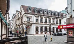 Hotel Radnice, Szállodák  Liberec - big - 1