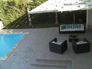 Villa Regina, Виллы  Перволия - big - 29