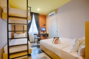 the youniQ Hotel, Kuala Lumpur International Airport, Hotel  Sepang - big - 33