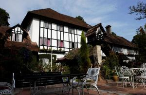 Auberges de jeunesse - The Smokehouse Hotel & Restaurant Cameron Highlands