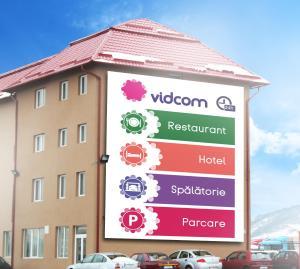 Auberges de jeunesse - Pensiunea Vidcom