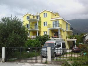 Apartments Olga, Apartmány  Tivat - big - 11