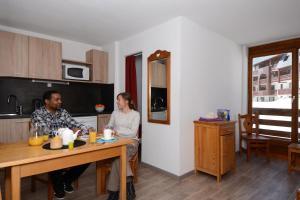 Odalys Altineige, Aparthotely  Val Thorens - big - 24