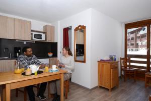 Odalys Altineige, Aparthotely  Val Thorens - big - 6
