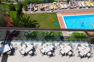 Hotel Capri, Hotely  Malcesine - big - 32