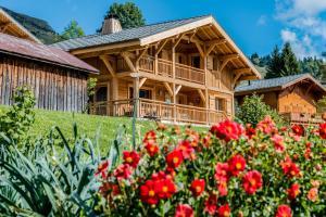 Location gîte, chambres d'hotes Chalet La Canopée dans le département Savoie 73