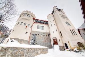 House of Dracula Hotel, Hotely  Poiana Brasov - big - 69