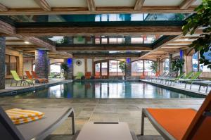 CGH Résidences & Spas Les Chalets d'Angèle - Hotel - Châtel
