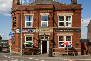 Albert Hotel Disley - Mellor