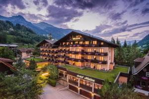 Hotel Alpina - Thermenhotels Gastein, Бад-Хофгаштайн