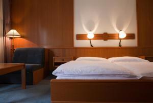 Hotel Ungarische Krone, Hotel  Bruckneudorf - big - 16