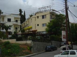 Hostels e Albergues - Morfeas Hotel