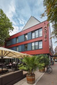 Designhotel am Stadtgarten - Herdern