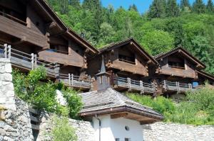 Les Granges d'en Haut - Chamonix Les Houches - Hotel