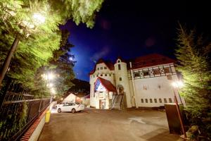 House of Dracula Hotel, Hotely  Poiana Brasov - big - 73