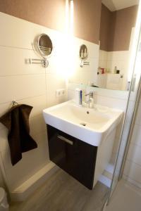 Premium Appartement Rosenmöwe Sylt, Apartmanok  Wenningstedt - big - 15