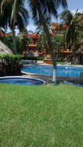 Hotel Puerta Del Mar Ixtapa, Apartmanhotelek  Ixtapa - big - 61