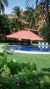 Hotel Puerta Del Mar Ixtapa, Apartmanhotelek  Ixtapa - big - 68