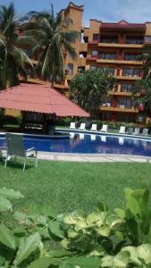 Hotel Puerta Del Mar Ixtapa, Apartmanhotelek  Ixtapa - big - 69