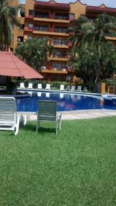 Hotel Puerta Del Mar Ixtapa, Apartmanhotelek  Ixtapa - big - 70