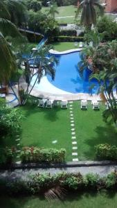 Hotel Puerta Del Mar Ixtapa, Apartmanhotelek  Ixtapa - big - 73