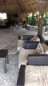 Hotel Puerta Del Mar Ixtapa, Apartmanhotelek  Ixtapa - big - 74