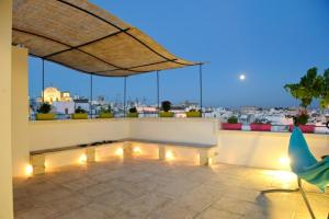 Apartment Attico panoramico di Martina Franca, Guest houses  Martina Franca - big - 1