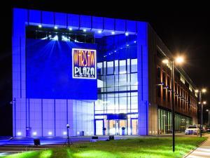 Warsaw Plaza Hotel, Hotel  Varsavia - big - 16