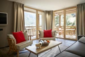 La Vue Luxury Living Apartments - Hotel - Zermatt