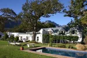 Auberge La Dauphine Guest House, Penzióny  Franschhoek - big - 13