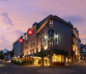 Hotel Basel, Базель