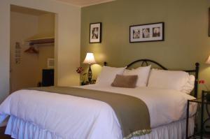 El Rancho Motel, Мотели  Бишоп - big - 15