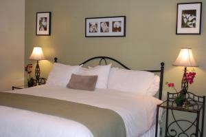 El Rancho Motel, Мотели  Бишоп - big - 19