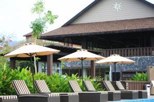 Ombak Villa Langkawi, Resorts  Kampung Padang Masirat - big - 41