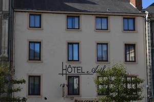 emblème de l'établissement Hôtel Asther