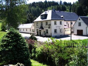 Gasthaus Stollmühle - Hartmannsdorf bei Kirchberg.