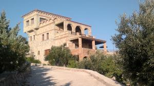 Lesvos Tower House Komninos, Виллы  Sígrion - big - 24