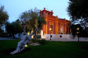 Hotel Terranobile Metaresort, Hotely  Bari - big - 48