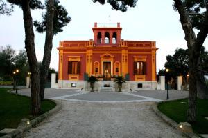 Hotel Terranobile Metaresort, Hotely  Bari - big - 28