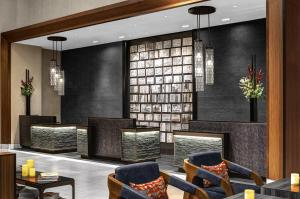 DoubleTree Suites by Hilton NYC - Times Square, Hotely  New York - big - 17