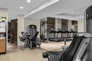 DoubleTree Suites by Hilton NYC - Times Square, Hotely  New York - big - 19