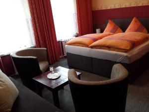 Hotel-Restaurant Pension Poppe, Hotely  Altenhof - big - 8