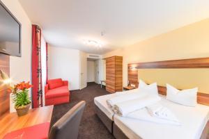 Hotel Abasto, Hotel  Maisach - big - 4
