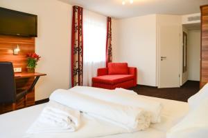 Hotel Abasto, Hotel  Maisach - big - 11
